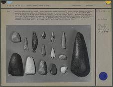 Outillage néolithique en pierre