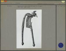 Couteau à noix d'arec