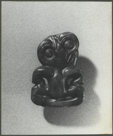 Pendentif représentant un Tiki