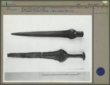 Deux poignards de l'âge du Bronze