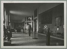 """Hall d'entrée du Palais : """"Influence sur les arts&quot"""