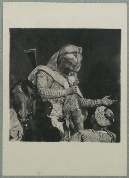 Le caïd au lièvre