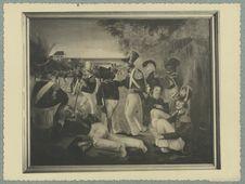 La milice créole de la Réunion