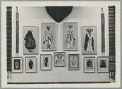 Collection vues du musée. Expositions temporaires. Exposition Besançenot (mai -...