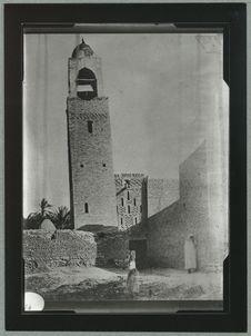 Maroc. Vieux quartier de Fès
