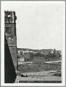 Khenifra. Les Kasbah de Moha ou Hamou