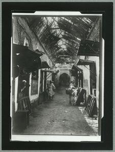Les souks du Marrakech