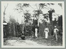 Cases en construction