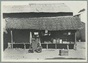 Une boutique d'indiens dans un faubourg