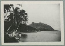 Huahiné. La plage
