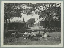 Place et rue de Papeete