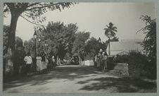 Tahiti. Pont de l'Est à Papeete