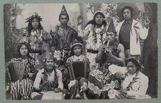 Danses indigènes