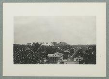 Vue panoramique de Cayenne