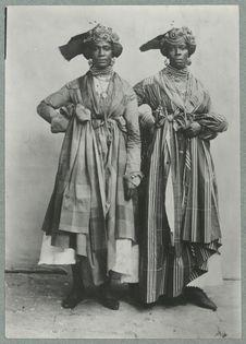 Guadeloupe ; type de femmes