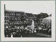 Inauguration de la statue de Schoelcher