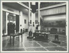 Musée. Ensemble de l'Inde française
