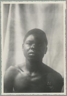 Aizi. Apollonien [portrait de jeune homme]