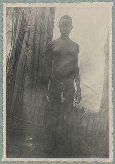 Baoulé. Nanagwe. Lolobo [portrait de femme]
