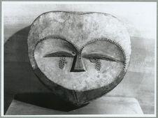 Sans titre [une sculpture de tête]