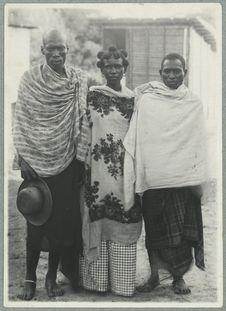 Madagascar. Types Sakalaves