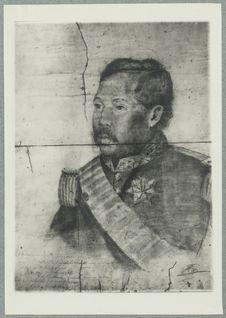 Portrait du Roi Radama II
