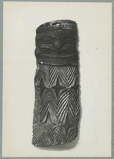 Talé d'Océanie [sculpture sculpté en bois]