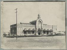 Tananarive. La Gare