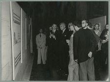 Inauguration de l'exposition sur la ville de Lomé au Musée de la France...
