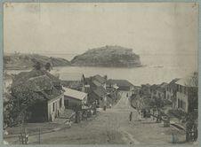 Une rue de Sainte-Marie