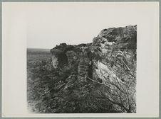 Villages Habé dans la falaise de Sanga