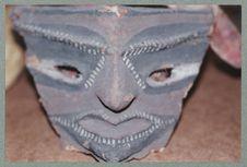 Vanuatu ; Collection Genève [sculpture anthropomorphe]