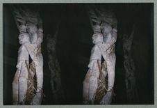Sans titre [groupe sculpté. Musée national des arts d'Afrique et d'Océanie]