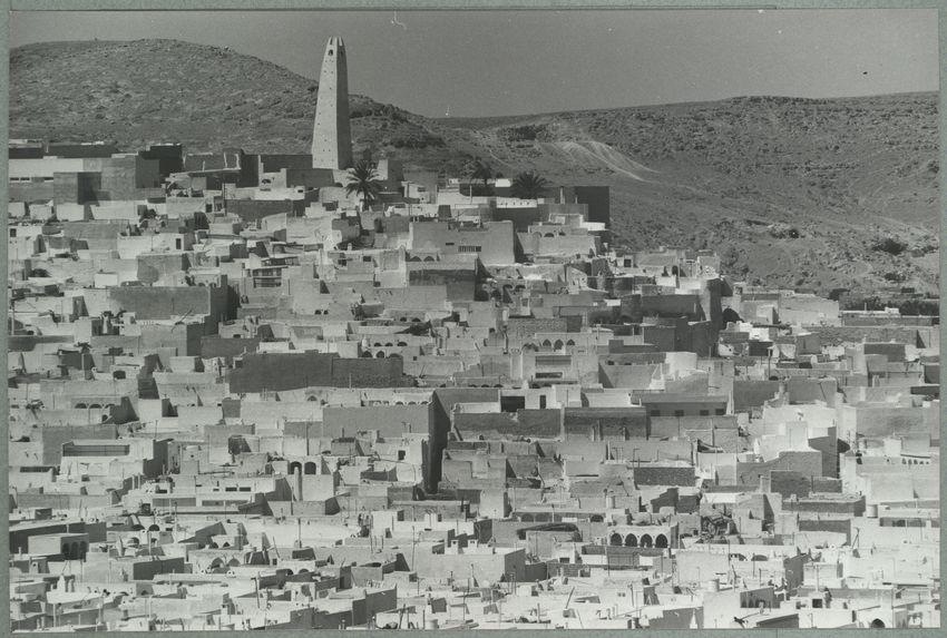 Beni Izguen. Algérie, M'Zab
