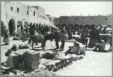 Ghardaïa [scène de marché]