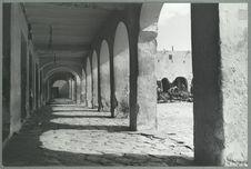 Ghardaïa [arcades et marché ?]