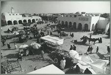 El Oued [scène de marché]