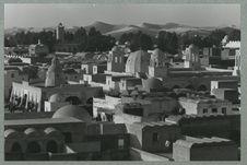 El Oued. Algérie [vue des toits de la ville]
