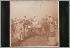 Maroc [hommes à cheval]