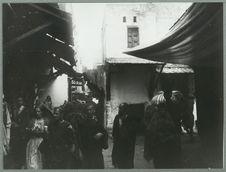 Maroc [scène de rue]