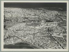 Vue aérienne de la nouvelle médina de Casablanca