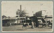 Une place de Bagdad