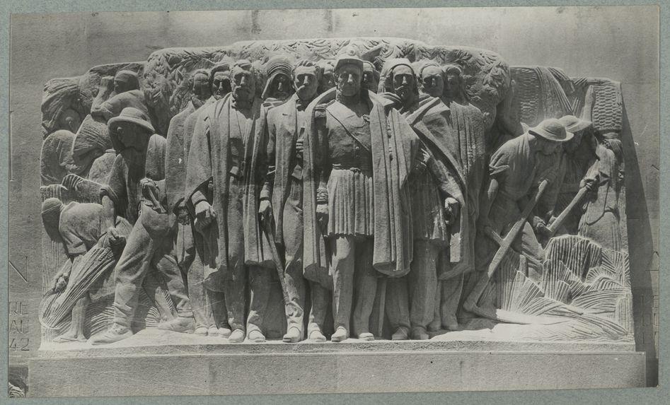 Monument de la colonisation à Boufarik