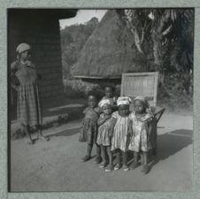 Enfants du chef KAMGA François