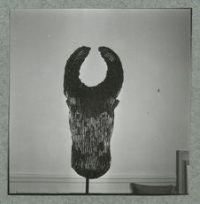 Masque cheval ou hippopotame, type Mabwo