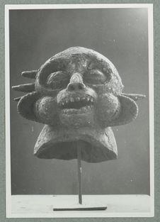 Masque de société Troh. Bangwa