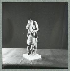 Statuette Janus