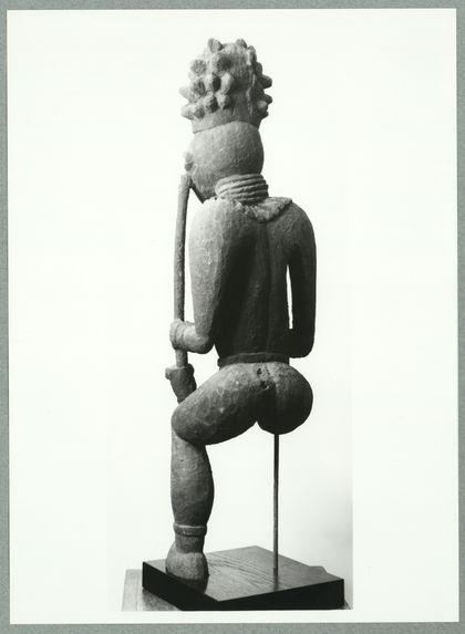 Statue commémorative de Fwa probablement de Foreke Chacha
