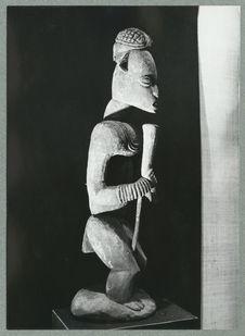 Statue commémorative lefem de Fwa