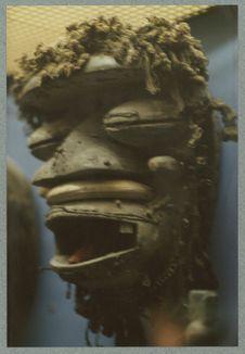 Masque. Guéré. Côte d'Ivoire